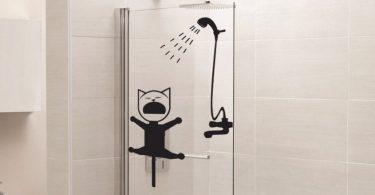 eğlenceli banyo sticker modelleri 2016
