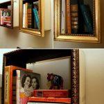 çerçeve kitaplıklar