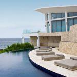 deniz manzaralı muhteşem villa tasarımı