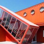 etkileyici konteyner ev tasarımı