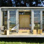 küçük konteyner ev projesi