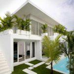 yeşillikler içinde lüx villa tasarımı