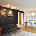 ağaç dalları dekoratif duvar dekorasyon fikirleri
