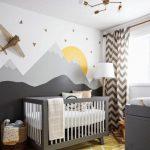 bebek odası duvar dekorasyon önerileri