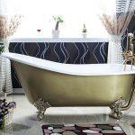 dekoratif banyo küvetleri