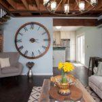 dekoratif büyük duvar saatleri