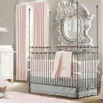 elegan bebek odası duvar dekorasyonu