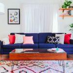 enerji veren salon dekorasyonu