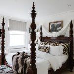 estetik yatak odası dekorasyonu