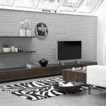 minimalist oturma odası dekorasyonu