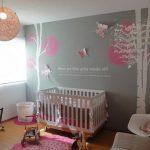 modern bebek odası dekorasyou
