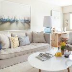 modern gri salon kanepe seçimi