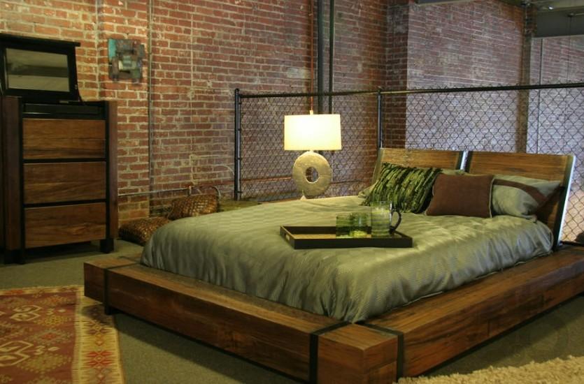 modern yatak odası dekorasyonu