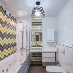 banyo için rahat renk seçimi