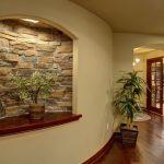 dekoratif duvar niş örneği