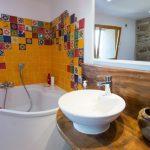 dekoratif fayanslar ile banyoda farklılık yaratın
