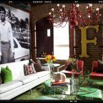 eklektik tarzı oda dekorasyonu