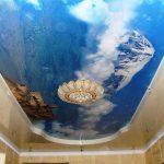 germe tavan dekorasyonu