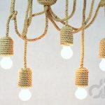 halat sarkıt lambalar