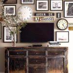 kişisel tv arkası duvar dekorasyonu