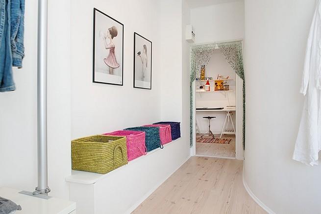 k k ve dar antre dekorasyonu nas l yap l r. Black Bedroom Furniture Sets. Home Design Ideas
