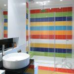 renkli banyo fayansları 2017