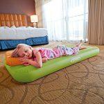 renkli şişme çocuk yatakları 2017