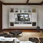 televizyon arkası dekorasyon