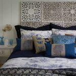 dekoratif yatak başlıkları