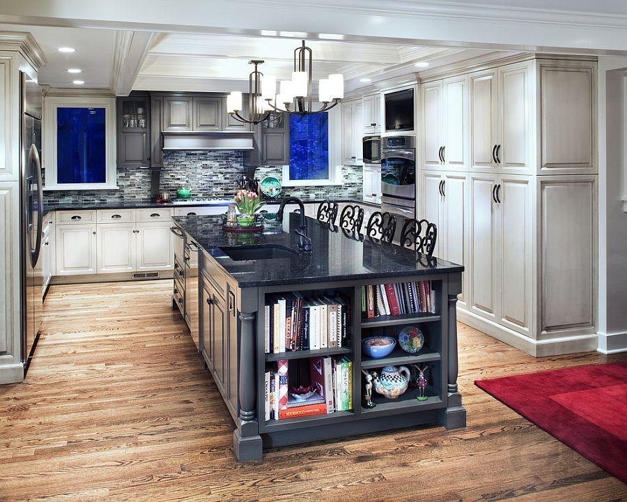 Kitap Tutkunları İçin İlham Veren Mutfaklar