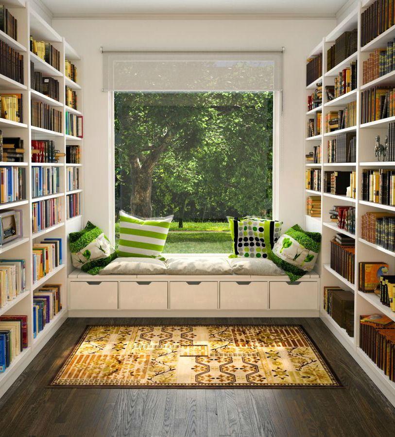 Okuma Odası Dekorasyonu