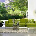 2017 pantone rengi Greenery