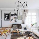 modern beyaz ev dekorasyonu örnekleri 2017