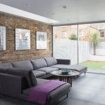 modern oturma odası dekorasyonu 2017