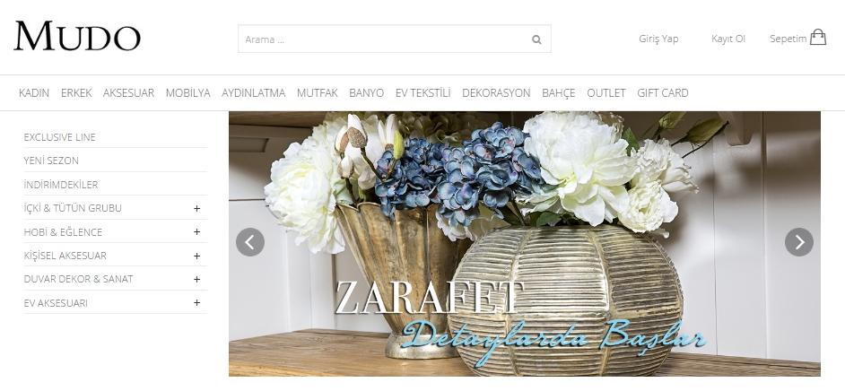 Ev Dekorasyonu Online Alışveriş Siteleri