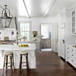 Beyaz Ada Mutfak Tasarımı