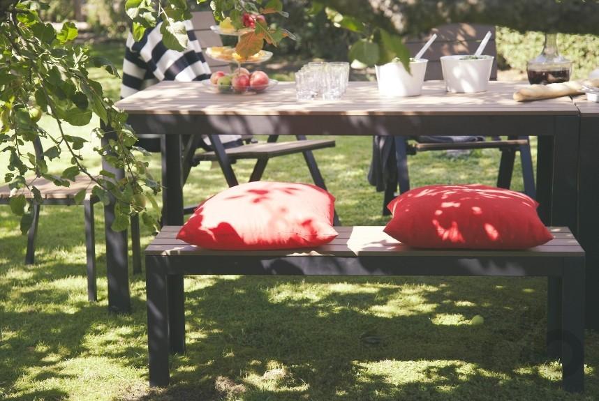 Ikea Bahçe Masa Sandalye Takımı
