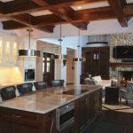 modern rustik mutfak örnekleri