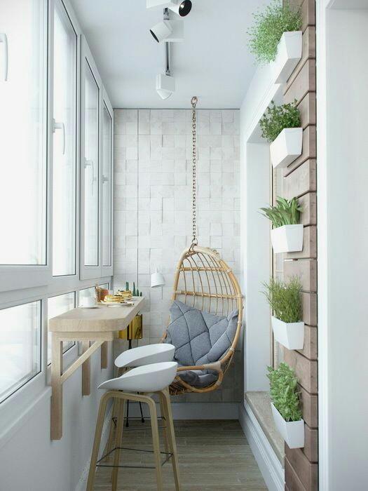 Dar Balkon Dekorasyonu İçin Etkili Öneriler