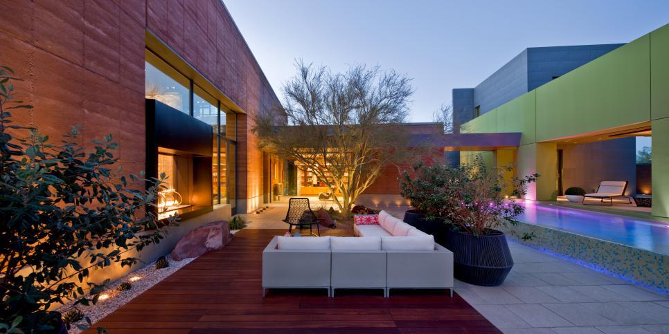 Bahçe Mobilyası İle Etkili Dekorasyon Yapımı