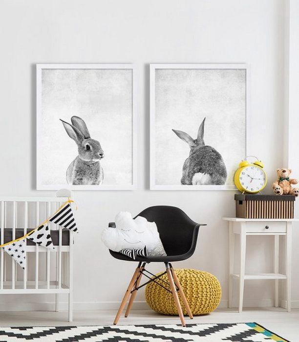 Bebek Odası Dekorasyonu Hakkında Son Trendler