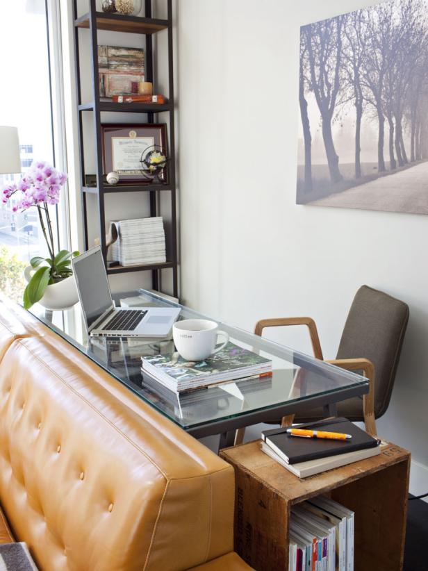 Küçük home ofis