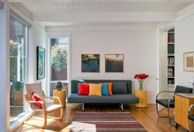 Küçük Ev Dekorasyon Örnekleri