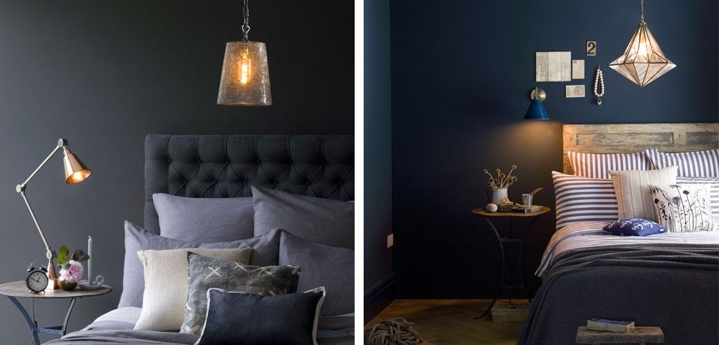 Yatak Odası için sarkıt lambalar