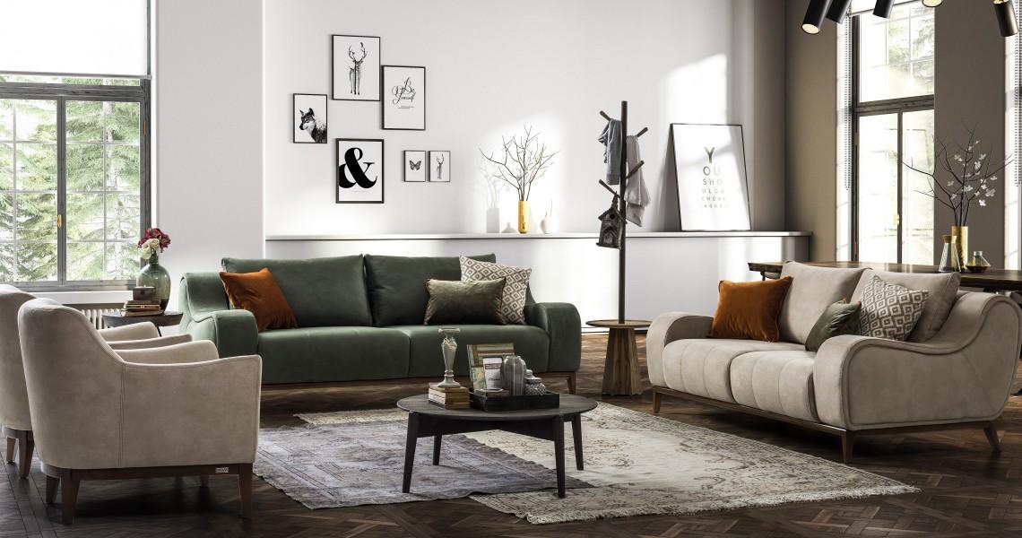 Saloni Mobilya Salon Takımı Modelleri