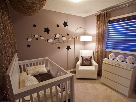 Bebek Odası Duvar Süsleri