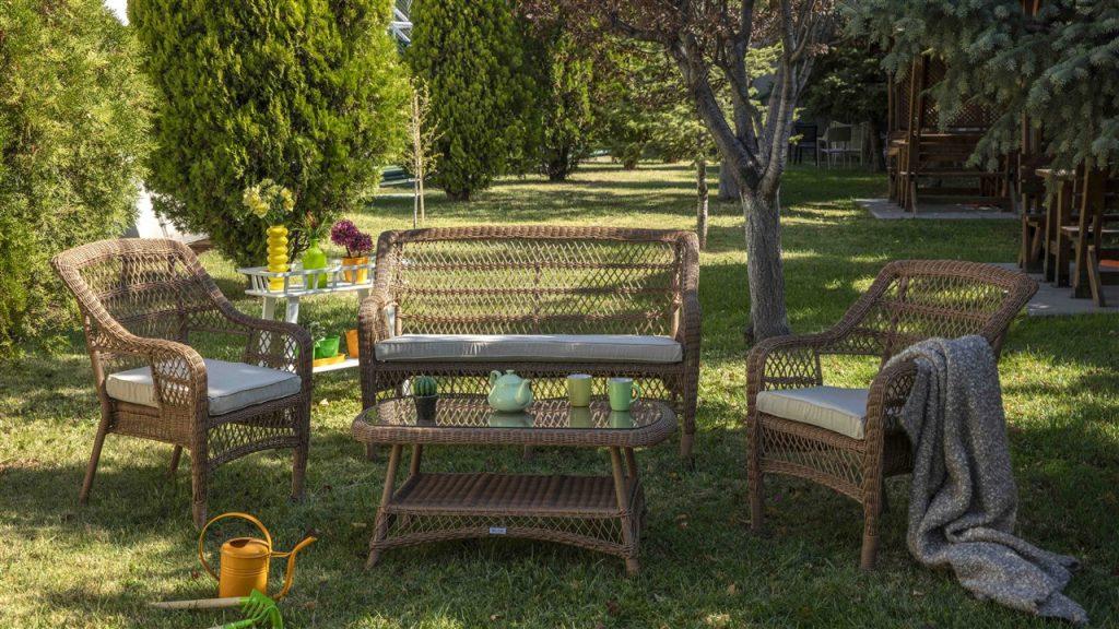 Bellona açelya bahçe mobilyası