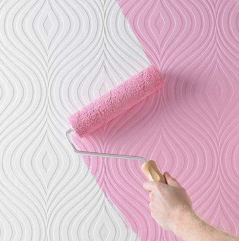 boyanabilir duvar kağıdı