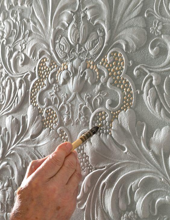 Boyanabilir Duvar Kağıdı Modelleri Hala Dikkatinizi Çekmedi Mi?