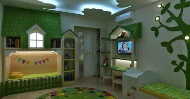 Çocuk Odası Dekorasyonu Püf Noktaları